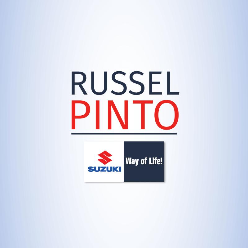 Russel Pinto – Suzuki Sales